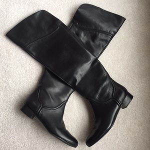 Enzo Angiolini over the knee boots